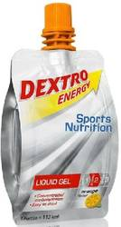 DEXTRO ENERGY Sports Nutr.Liquid Gel Orange